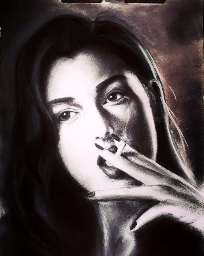 Monica Bellucci by Nik